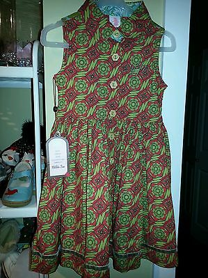 NWT Matilda Jane Lucy dress 4T Serendipity
