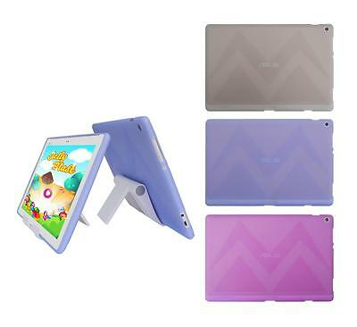 View Stand Holder + TPU Case Cover for ASUS ZenPad 10 Z300M/ Z301M Tablet