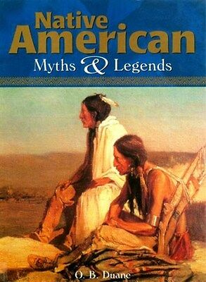 "Native American Myth Legend History ""Origin of Three Races"" Iroquois Algonquian"