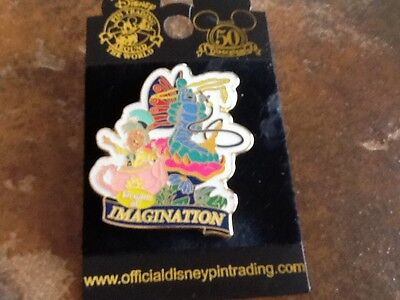 Disney Dreams of  Imagination Mad Hatter New on card enamel pin