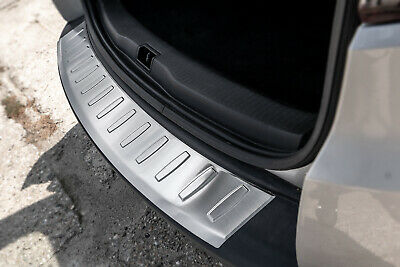 Stainless Steel Boot Edge Protector compatible with Renault Mégane 3 III