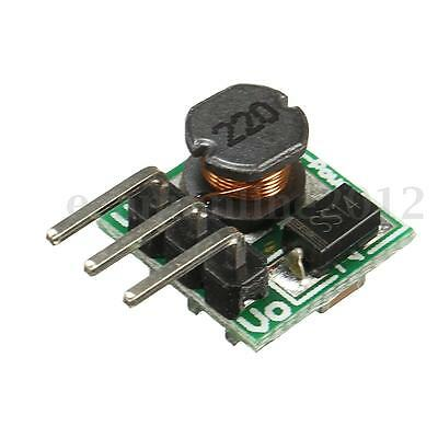 Mini DC-DC Boost Converter Step UP Power Module 0.8-3.3V to DC 3.3V For Arduino