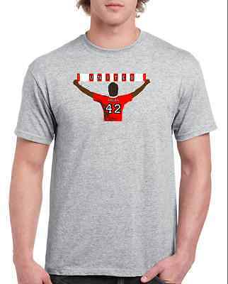 Football Legend Grey T-Shirt -Any Team - Pick Your Own Name & Shirt Non Uk Teams