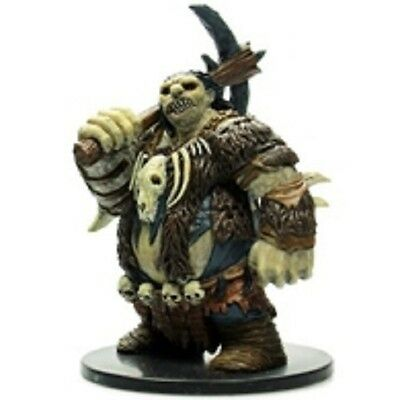 Pathfinder Miniatures Lost Coast 25 Malagus Kreeg HUGE