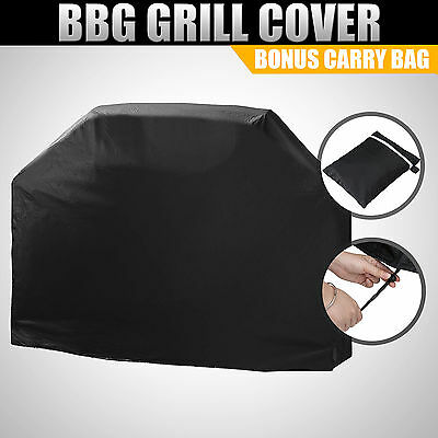 New BBQ Cover Garden Outdoor Waterproof Barbecue Grill Protector UV Proof 170cm