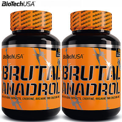 Brutal Anadrol 90/180 Strongest Legal Anabolic Testosterone Booster Made In Usa