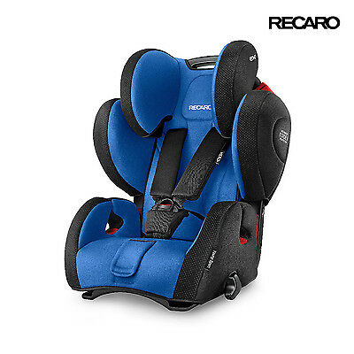 Recaro Young Sport Hero Saphir Child Seat (9-36 kg) (19-79 lbs)