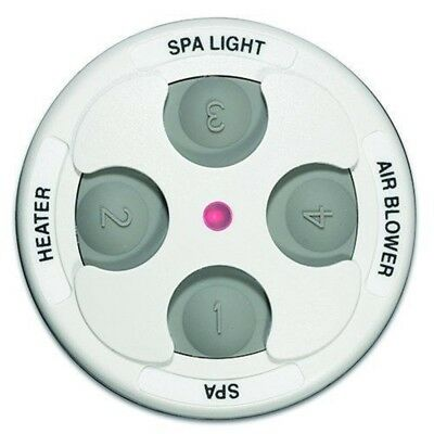 Jandy Zodiac 7441 Aqualink RS 4 Button Spa Side Remote with 100' Cord