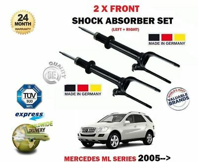 For Mercedes Ml280 Ml300 Ml320 Cdi 4 Matic 2005-  2X Front Shock Absorber Set