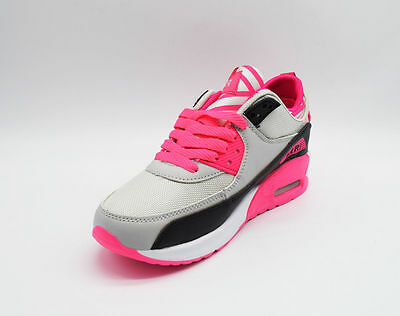 Ladies Running Air Trainers Womens Shock Absorbing Fitness Gym Sports Shoes