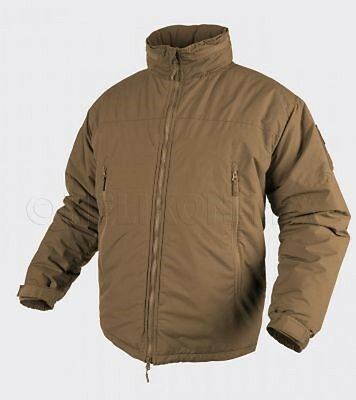 HELIKON TEX  US APEX Climashield LEVEL 7 Winter Outdoor JACKE Jacket COYOTE XXL