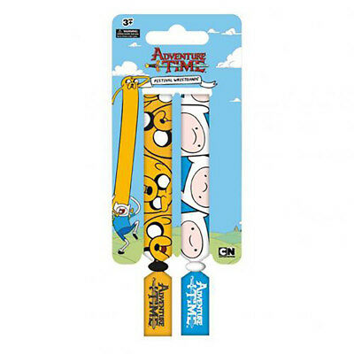 Adventure Time - Festival Wristbands - GIFT