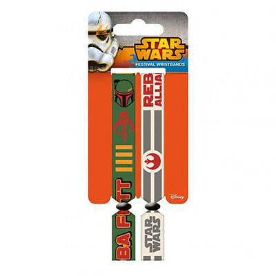 Star Wars - Festival Wristbands (REBELLION) - GIFT