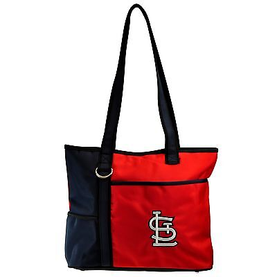 ST. LOUIS CARDINALS ~ Ladies Womens Red Carry-All Handbag Tote Purse ~ New!