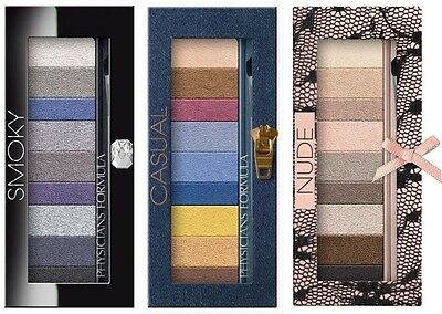 Physicians Formula Shimmer Strips Custom Eye Enhancing Shadow Nude Collection