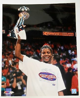 Lot Of 8 Cheryl Swoops Unsigned 16X20 Photo Comets Championship Celebration