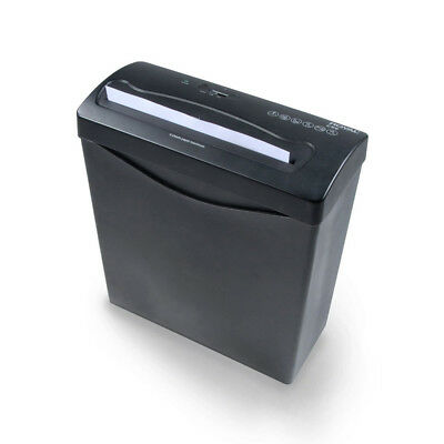 Royal CX6 6 Sheet Professional Cross Cut Shredder Black
