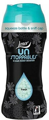 Lenor Unstoppables Fresh In-Wash Scent Booster Bead, 375 G  - Pack Of 6