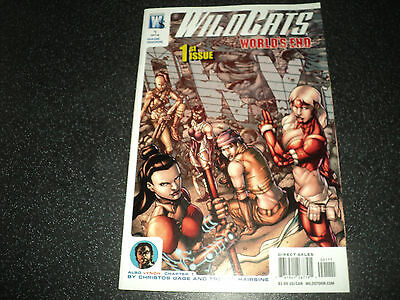 Wildcats Issue 1