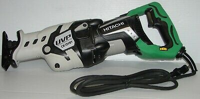 HITACHI CR13V2 10-Amp Reciprocating Saw with Variable Speed Trigger 10Amps