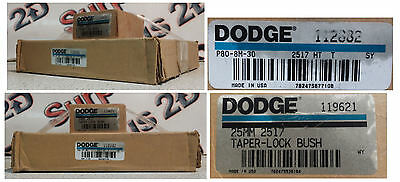 Dodge SPROCKET, P80-8M-30 2517 RPM 3160, TAPER-LOCK BUSHING 2517