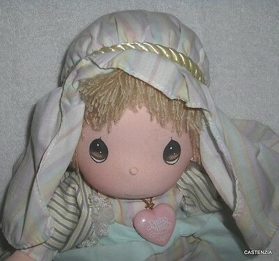 Precious Moments Silent Night Collection Joseph With Tags Clb 301