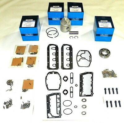 WSM Outboard Mercury 40-50 Hp Power Head Rebuild Kit 780-9229A 7, 100-05-10