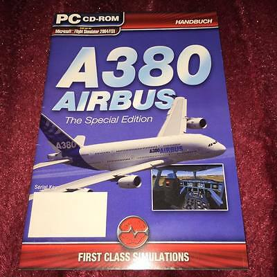 Manual For A380 Airbus Pc No Game Disc Included