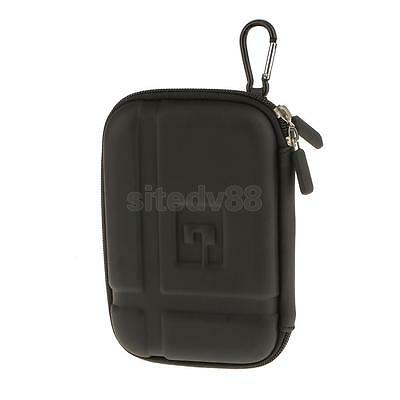 "Storage Travel Hard Case with Hook for Garmin 5"" inch GPS Sat Nav Navigators"