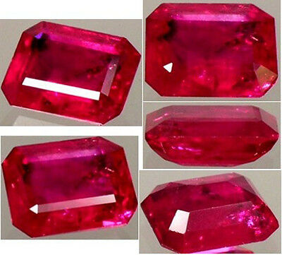 19thC Antique ¾ct+ Ruby Gem of Ancient Greece Rome Plato Socrates Pliny Heraclea