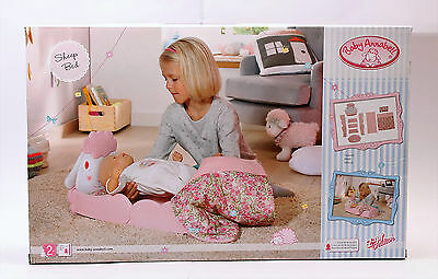 Zapf Creation Baby Annabell Sheep Bed bed Dolls bed NEW ORIGINAL PACKAGE