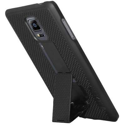 AMZER Snap On Shell Kickstand Case Cover for Samsung GALAXY Note Edge N915F