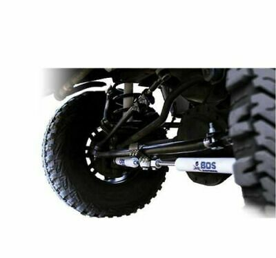 BDS FOX 2 0 Series Dual Steering Stabilizer Kit for 99-04