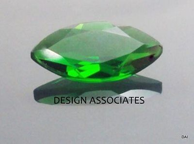 Russian Green Chrome Diopside Marquise Cut 6X3 MM