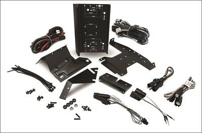 Rockford Fosgate RFKHD Amp Amplifier Mount Installation Wiring Kit Harley 98-18