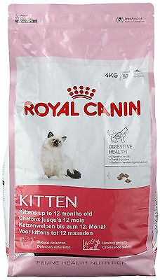 Royal Canin Kitten Food 36 Dry Mix 4 kg