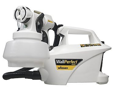 Wagner WallPerfect W-665 I-Spray HVLP Paint Spraying System