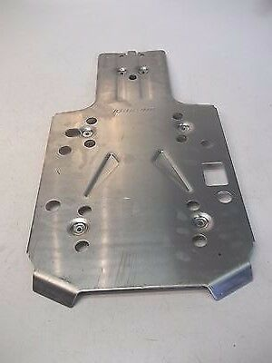 NEW Can-Am OEM ATV Central Skid Plate Outlander L MAX P/N 715002078 DD