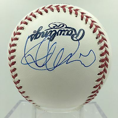 Ichiro Suzuki Signed Autographed Official Major League Baseball JSA COA