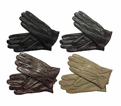 Soft And Supple Ladies Quality Leather Gloves
