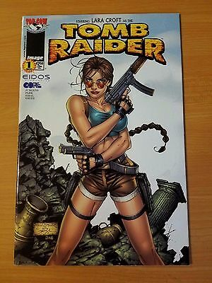 Tomb Raider: The Series #1 ~ NEAR MINT NM ~ (1999, Image Comics)