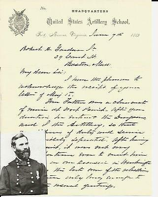 Lincoln Nominated Civil War Gen. George W. Getty Provides Background on Soldier