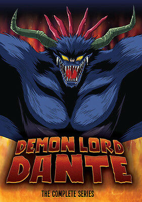 Demon Lord Dante Complete Series - 2 DISC SET (2016, DVD NEW)