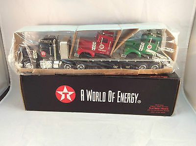 2000 TEXACO Flatbed Truck Credit Card Edition - 6th in series - Ltd Edition