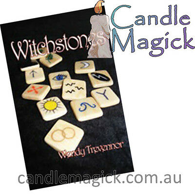 WitchStones by Wendy Trevennor (book) - NEW!! - Aussie Seller - PEADY TO POST