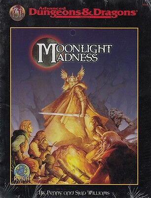 Advanced Dungeons & Dragons: Moonlight Madness (engl.)