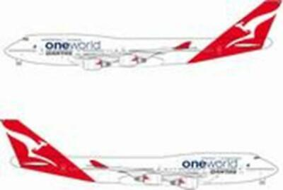 "Dragon 1/400 Qantas 747-400 ""Oneworld"" ~ VH-OEB 55573"