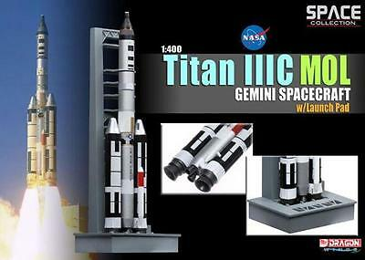 Dragon 1/400 Titan IIIC MOL w/Launch Pad 56232