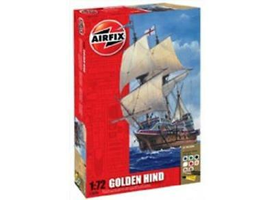 Airfix 1/72 Golden Hind Starter Set 50046