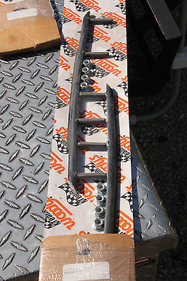 Woodys SCC5000 Sno-Cross Competition Flat-Top Wear Rods